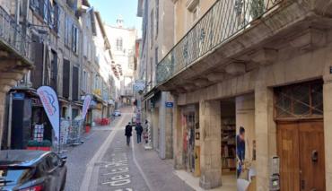 Villefranche de Rouergue Rue de La République - Local commercial 115m2