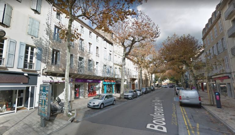 Millau - 134 m2 en R+2. Boulevard de L'Ayrolle